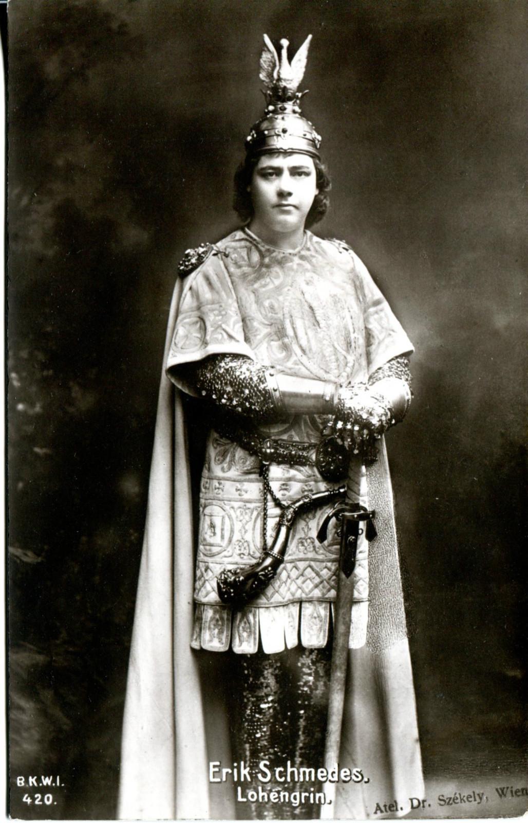 GREAT GERMAN TENOR ERIK SCHMEDES (1868 – 1931) CD