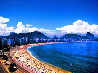 Pantai Copacabana, Tempat Menginap Bonek Piala Dunia