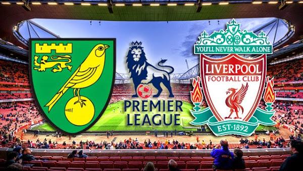 Jadwal Norwich City vs Liverpool, Prediksi Pertandingan Liga Inggris Pekan 23