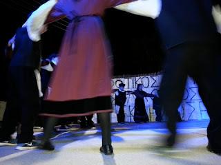 Το παιδικό χορευτικό του ΠΑΣ Λεύκης στις εκδηλώσεις στην Ολυμπιάδα Πτολεμαΐδας (φωτογραφίες)