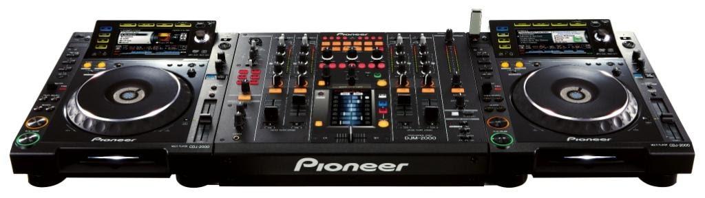 Dj peter d b diferentes tipos de mesa dj - Mesa dj pioneer ...
