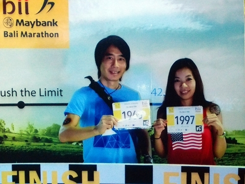 Hiro/Eimy ASAKURA☆jalanjalan staff 2015