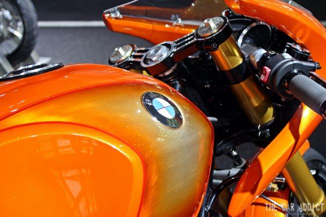 BMW Motorrad Concept Ninety at Villa Erba