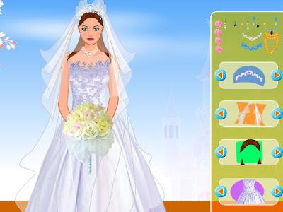 Juego de vestidos para Ana la novia