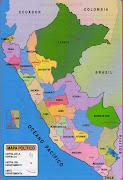 Mapa del Peru: (peru)