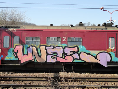 unze graffiti