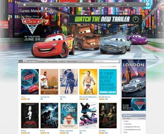 Usa Itunes Guthaben Karte Email Cars 2 Trailer Debut Und Full Site