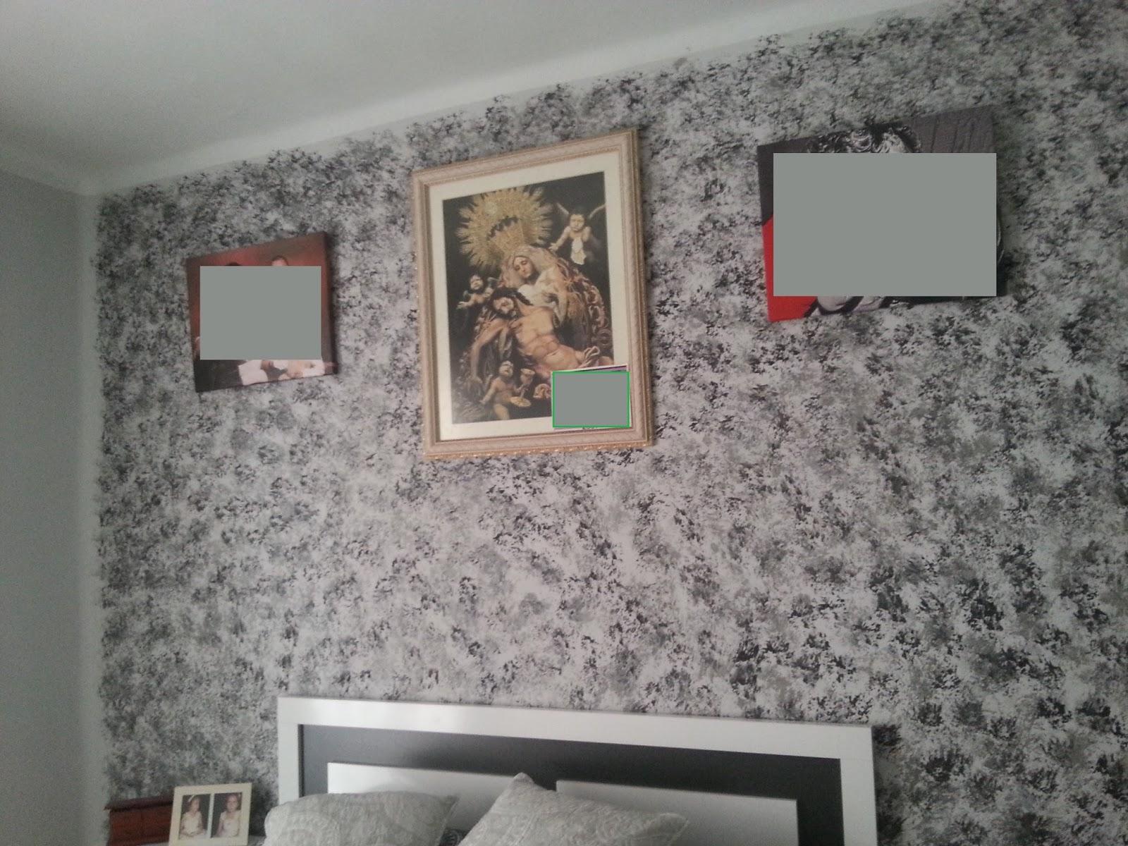 Pintura decorativa para paredes beautiful best paredes craqueladas y decoradas con este efecto - Pinturas decorativas paredes ...