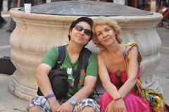 echipa de traducatori, mama si fiica