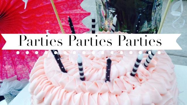 Parties Parties Parties