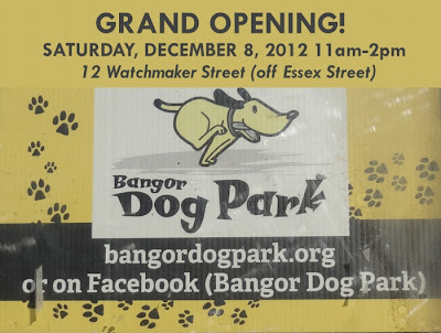 Bangor_Dog_Park,Opening,Watchmaker_Street,Maine