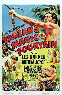 Tarzán y la fuente mágica (1949) Descargar y ver Online Gratis