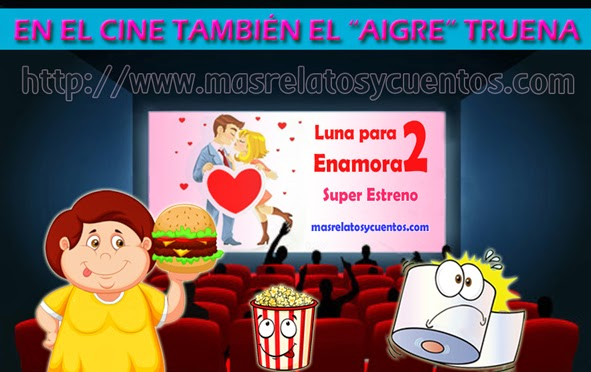 En_El_Cine_También_El_Aigre_Truena - Cuentos_Cortos_Chuscos
