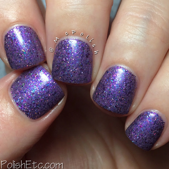 Femme Fatale - Fire in the Sky - Color4Nails exclusive - McPolish
