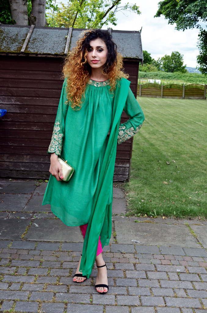 What I Wore: Eid