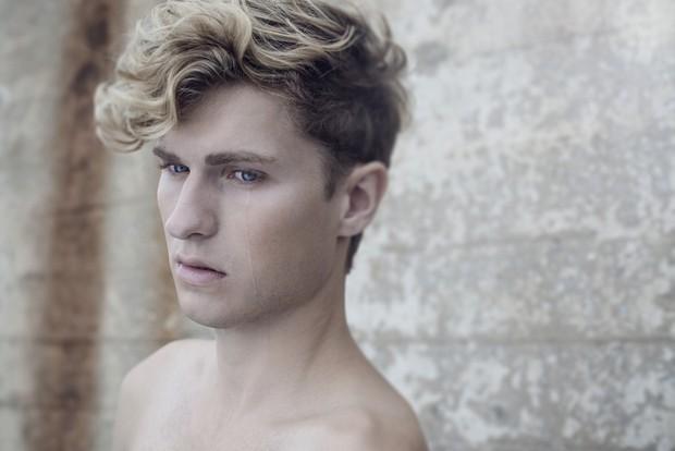 gorgeous men model