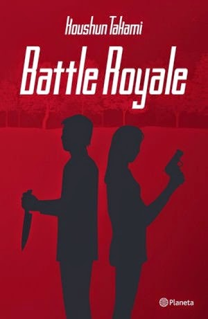 battle royale novela Takami Houshun