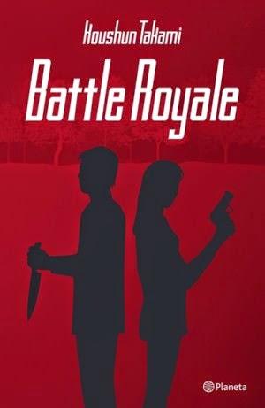battle royale novela Takami Houshun