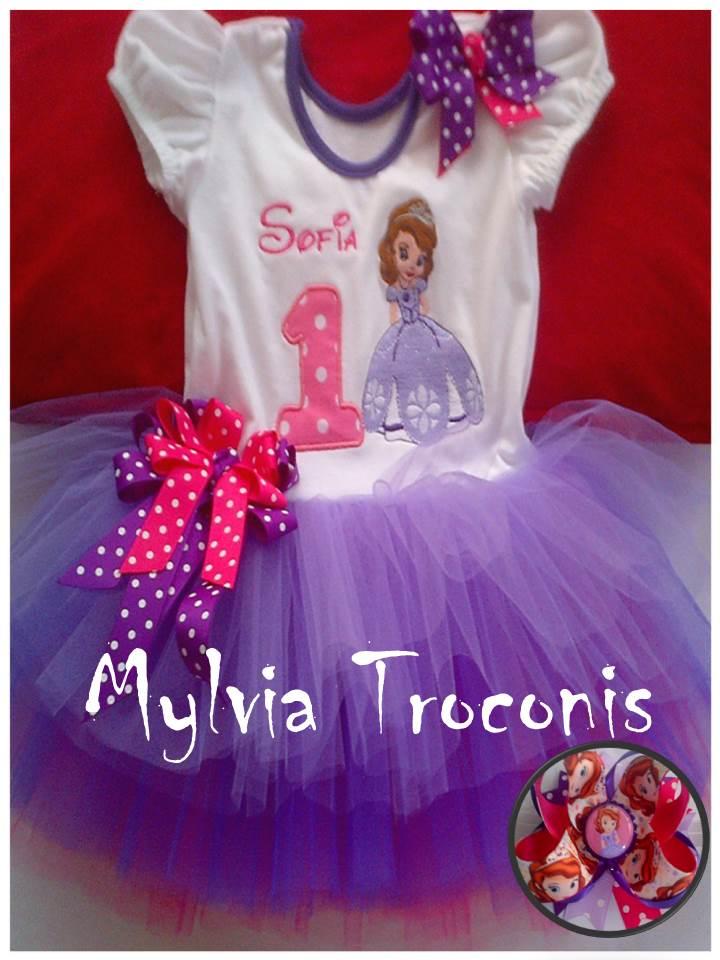 Vestidos De La Princesa Sofia