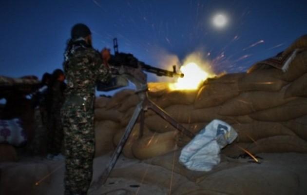 Άναψε πόλεμος μεταξύ Κούρδων της Συρίας και Τούρκων στα σύνορα
