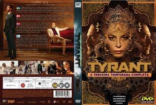 TYRANT - TERCEIRA TEMPORADA COMPLETA