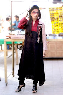 latest Spring kurta Collection for girls
