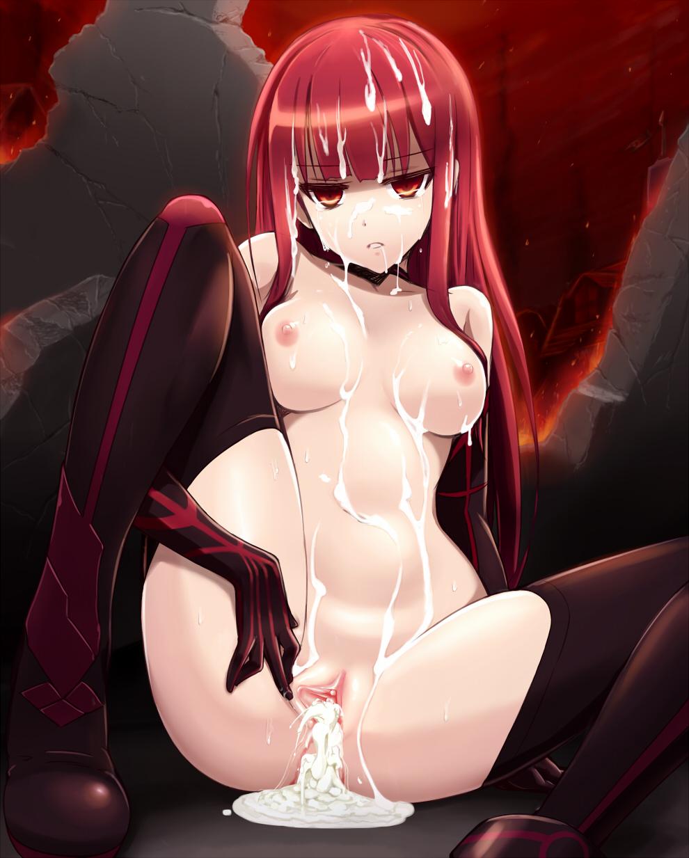 anal porn on stool
