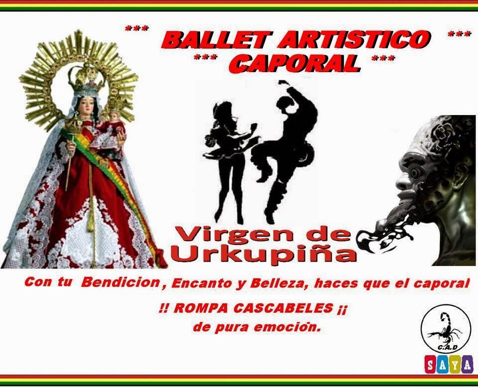 Ballet Caporal VIrgen de Urkupiña
