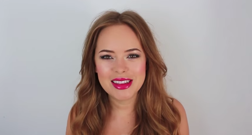 Tanya Burr Makeup Tutorials