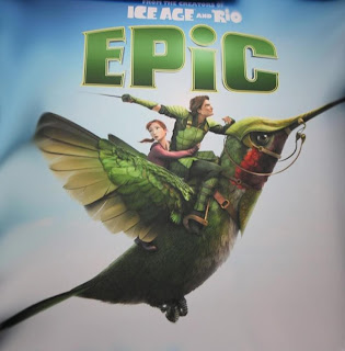 Ver Epic (The Leaf Men and the Brave Good Bugs) (2013) Online