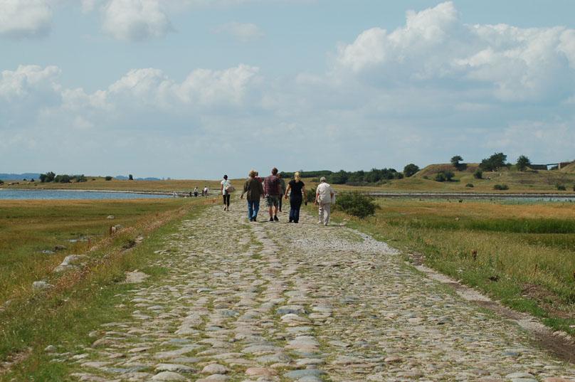 medieval road, Kaloe