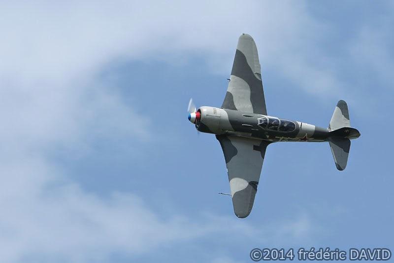 Yakovlev Yak11 avions anciens vintage WWII meeting aérien La ferté-Alais Essonne