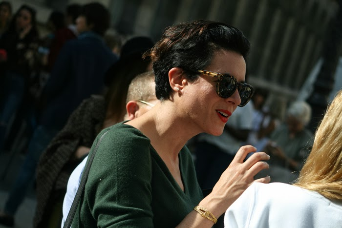 garance dore paris fashion week