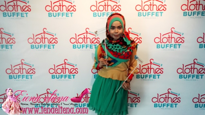 Clothes Buffet Malaysia | The `Secret Affair' party