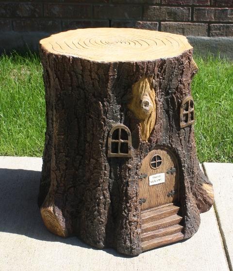 Giveaway 50 Magic Cabin Gift Card Fairy Tree Stump