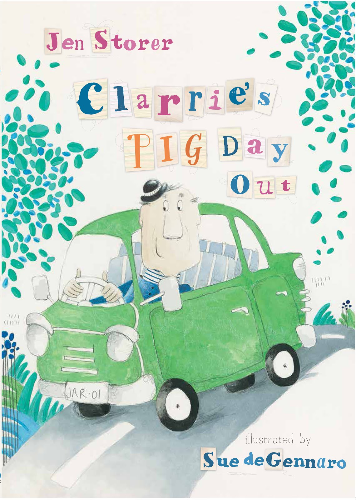 Out Now! March 2016. Clarrie will make you laugh AND melt your heart.