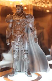 Play Arts Kai Man of Steel Jor-El Figure