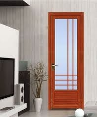 Fotos de puertas imagenes de puertas de madera para ba os - Puerta corrediza para bano ...