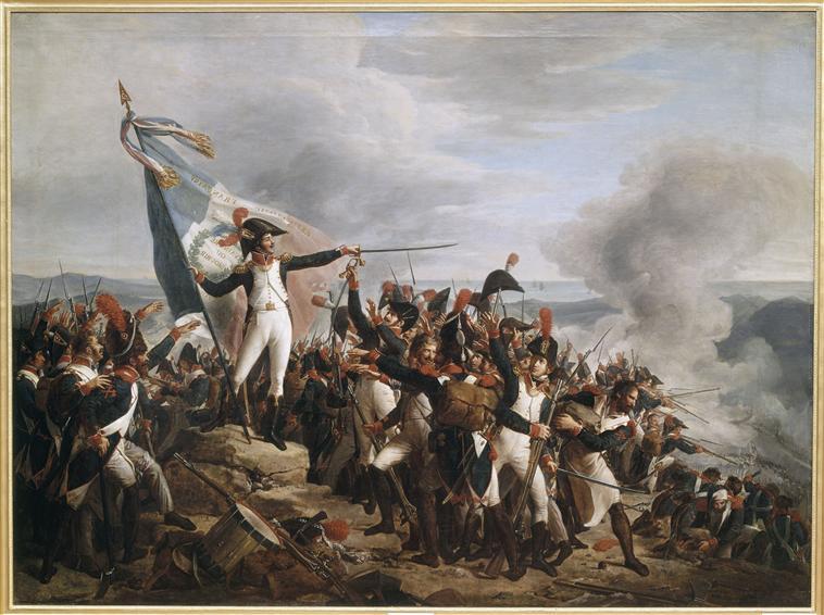 Clio's Lessons: French Revolution - Napoleon Wins His ...