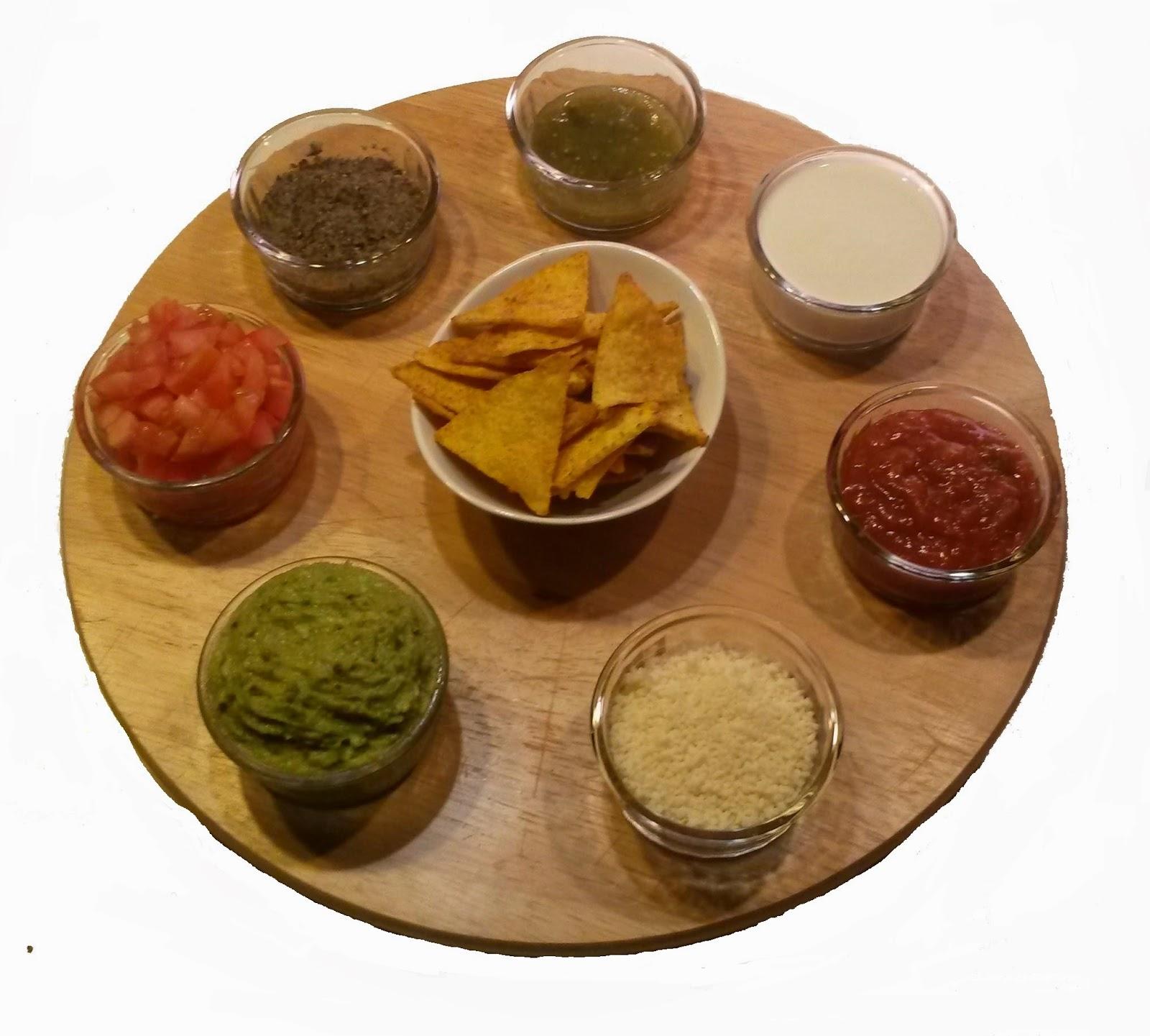 Les mille et une recettes de cuisine tortillas de wraps - Cuisine mexicaine tortillas ...