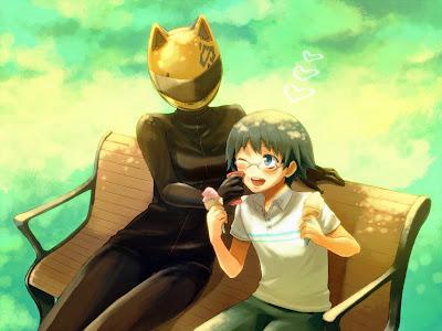 Celty Sturluson   Wallpaper   Anime Girl