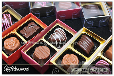 Garden cakes cookies door gift homemade chocolate for Idea door gift tunang