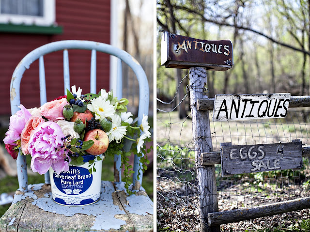 Rustic Wedding Inspiration MN