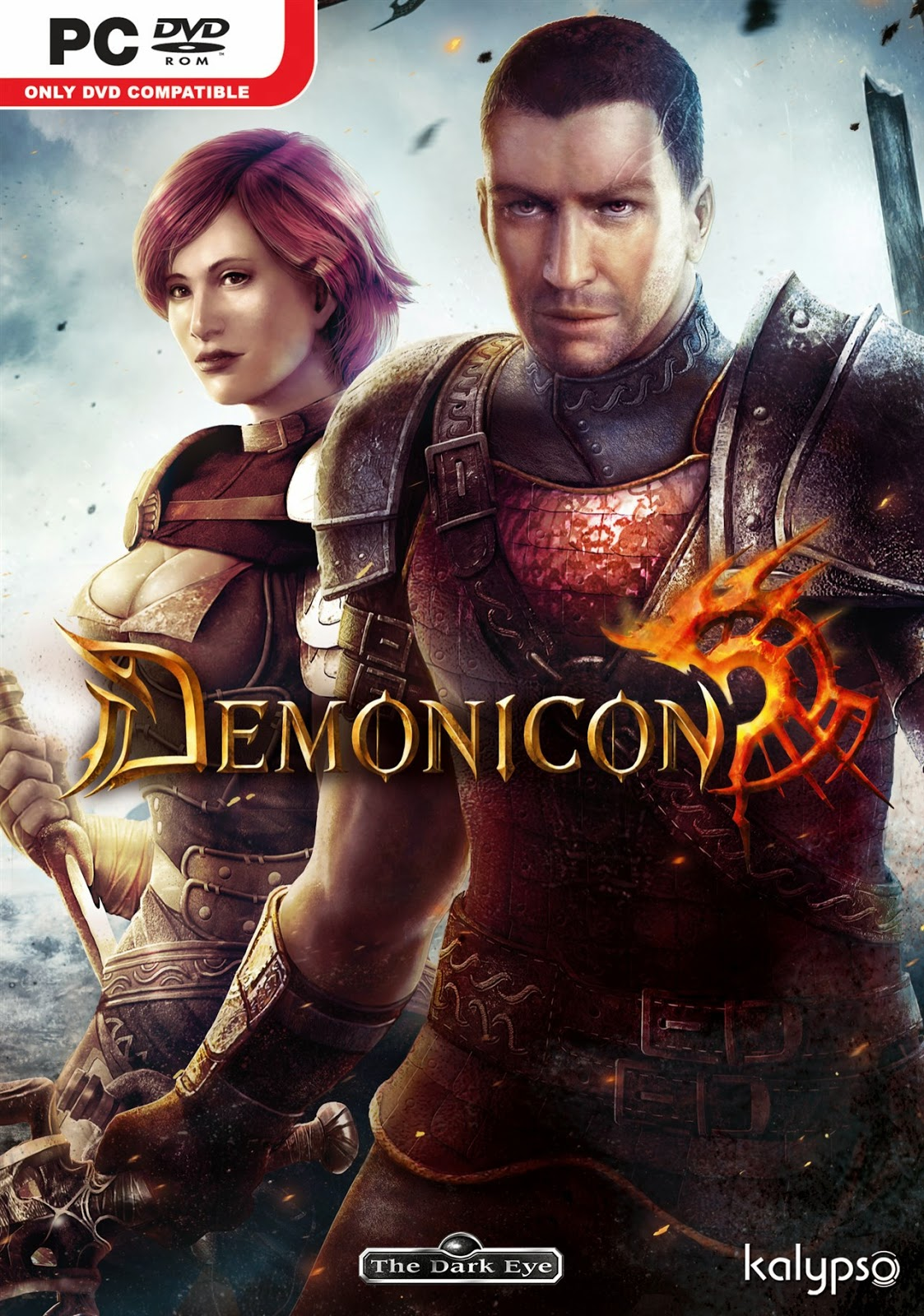 The Dark Eye Demonicon PC Download