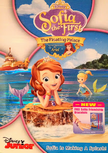 Sofia the First DVD-The Floating Palace Giveaway