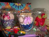 cupcakes de cheirinho