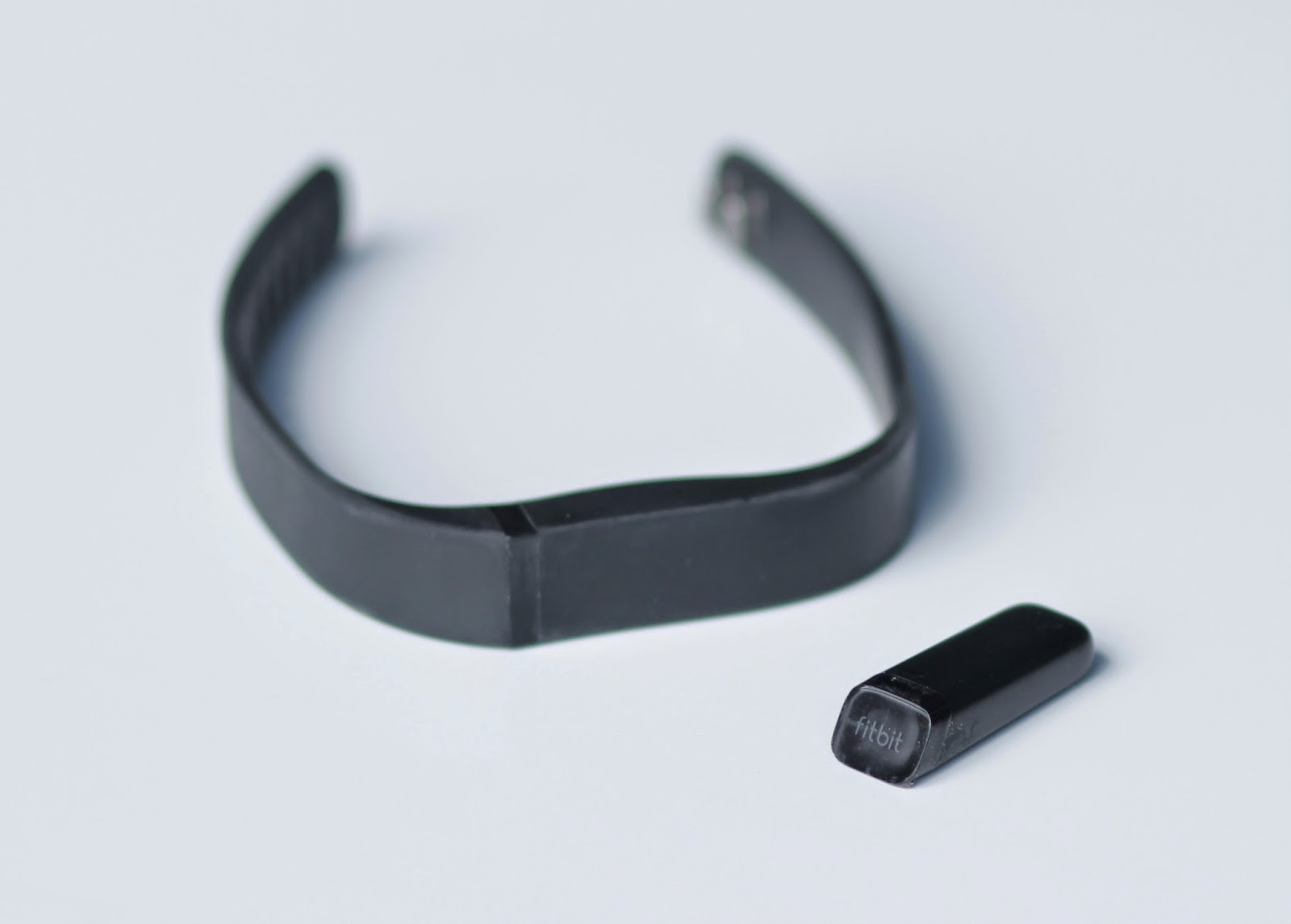 FitBit certainly not a fashion accessory