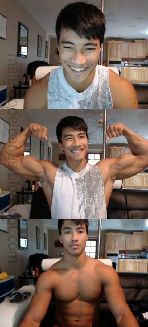 exotic asian muscle men from philipine ken ott