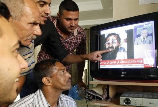 Mayat jenazah Osama Bin Laden