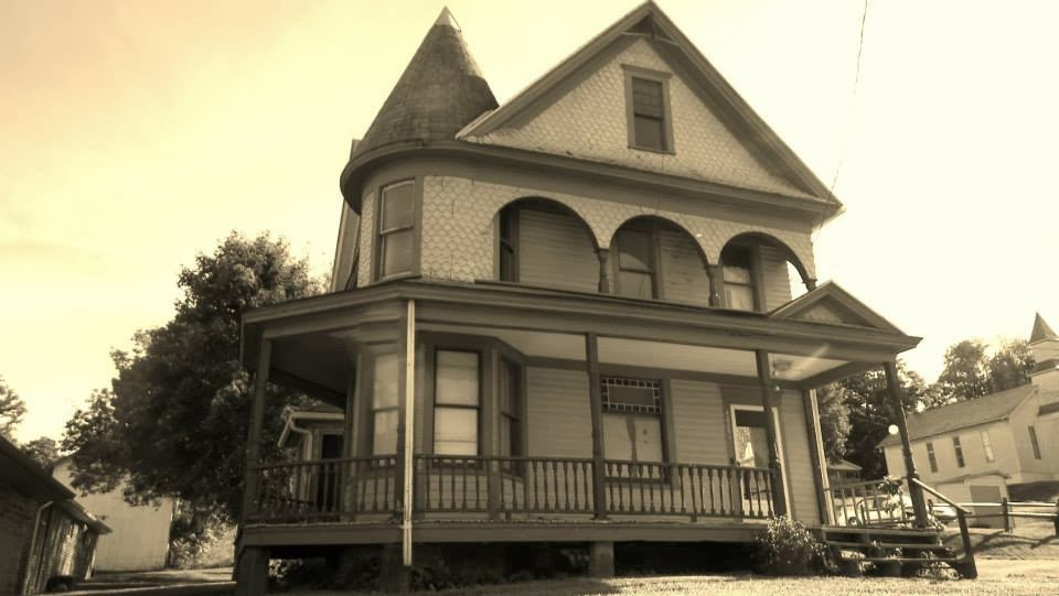 The Haunted Rogers House